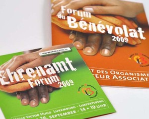 brochure – Agence du Bénévolat