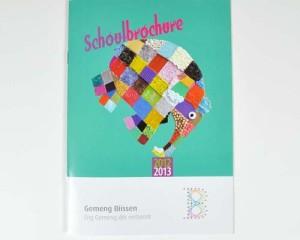brochure – Commune de Bissen – Schoulbrochure