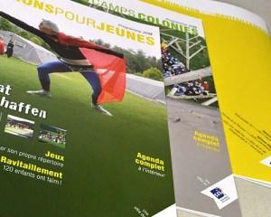 brochure – Service National de la Jeunesse – Formation