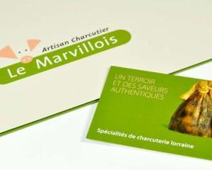 identité visuelle – Le Marvillois