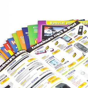 Toute-boite, édition, publicité, brochure