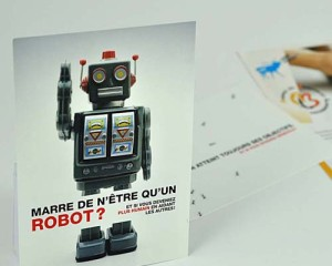 carte postale – Agence du Bénévolat