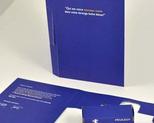 objet publicitaire – Peugeot
